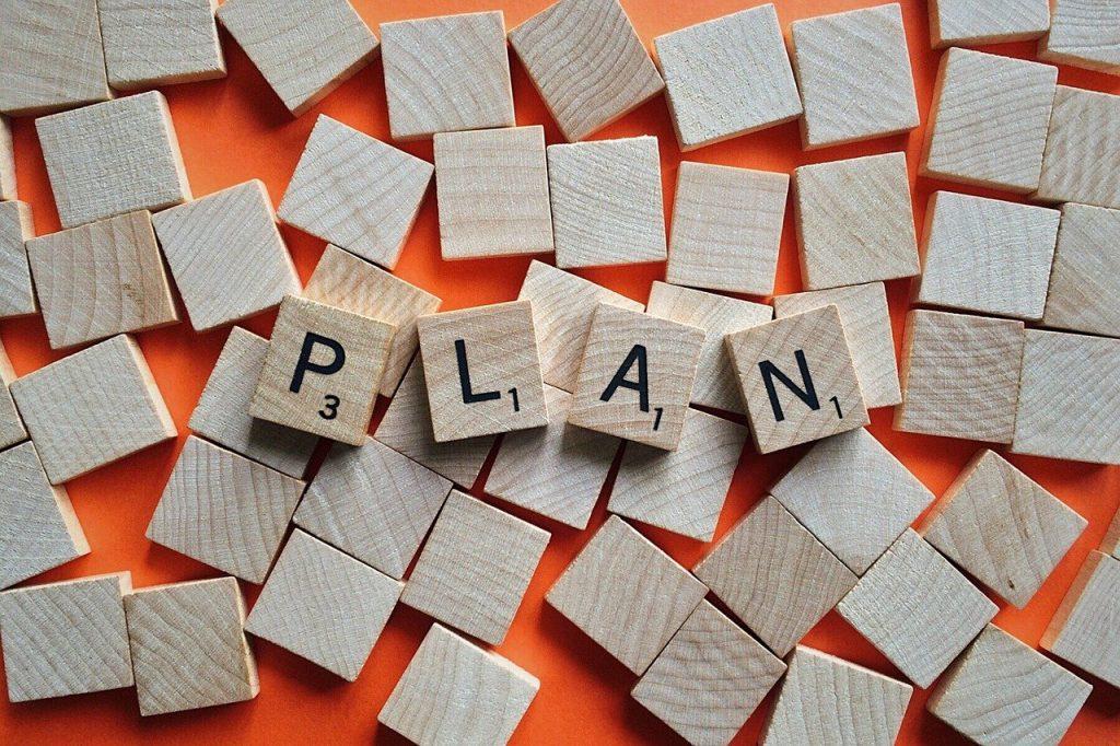 目標と計画が固まったら、実際にやってみよう