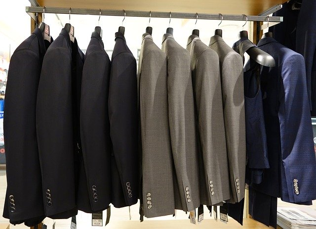 中学受験面接時のスーツ