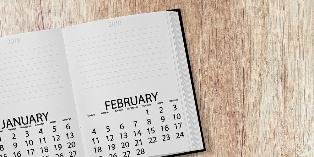 受験生の正月は勉強が基本。早いうちに子供と予定を共有しよう