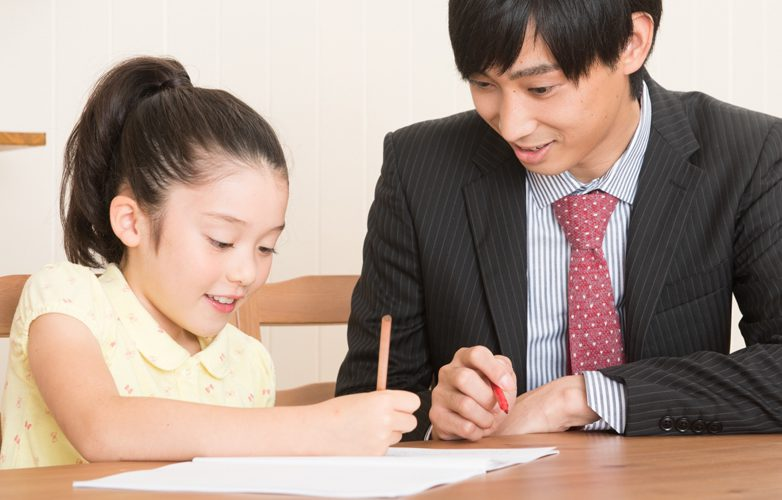 【中学受験】成績が悪い子に効果的な勉強法。週一から始める家庭教師