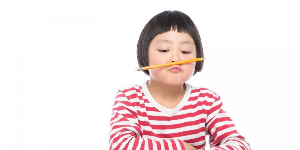 勉強についていけない子供の成績向上法